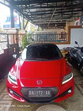 Honda CR-Z hybrid 2016 akhir barang mulus jarang pakai