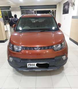 Mahindra Kuv 100 D75 K8, 2017, Diesel