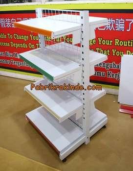 Rak Gondola Rak Supermarket Rak Toko Minimarket Rak Gudang Meja Kasir