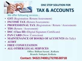 Tax & Accounts