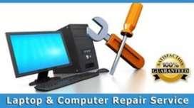 Computer & Laptop Repair (Door to Door)