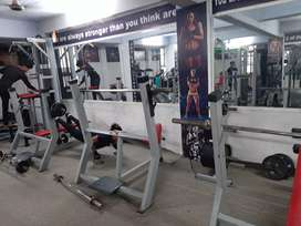 Used Gym set.