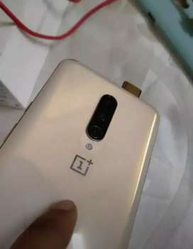 One plus 7 pro in good condition with warranty
