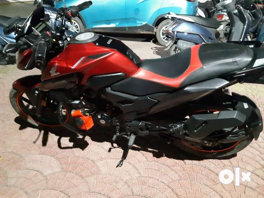 Well Maintained Modified Showroom Condition Motorbike Honda XBLADE 0