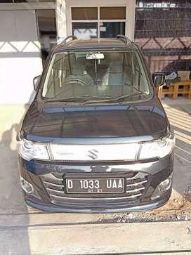 Wagon R GS AT 2015 DP 12 Juta