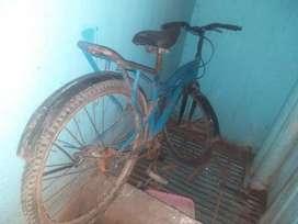 Brake dono chake ki Jam ha cycle leka 150 me ban jega