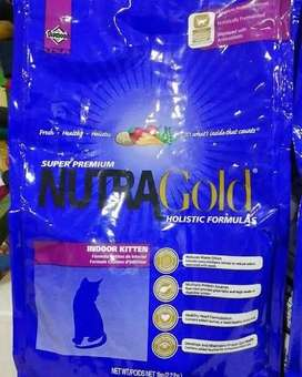 Nutra gold 3kg available