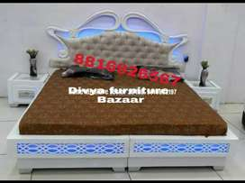 King look double bed