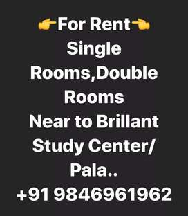 Single rooms double rooms