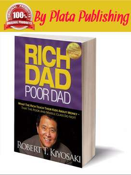 Rich Dad Poor Dad - Bestselling Book - Best Business Book Ever - What