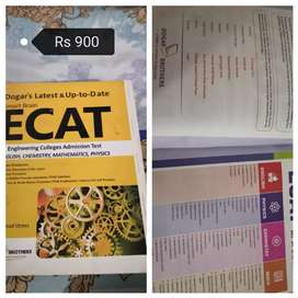 Entry Test Preparation Books Going Cheap