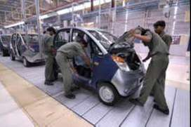 Apply fresher & experienced candidates in Motors India Pvt Ltd.
