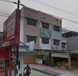 Ruko 3,5 Lantai Depan Kampus Pancabudi