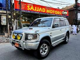 Mitsubishi Pajero Exceed Dul Ac Full Option Total Genuine