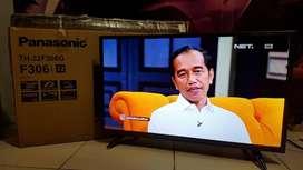 LED TV Panasonic 32 inch Digital HDTV USB Player Support Full SET