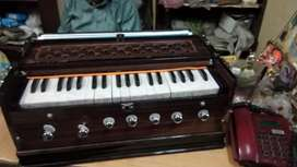 Double Reeds harmonium  amazing sound quality & proper tuning in offer