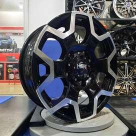 Velg Racing Mobil Daihatsu Feroza Ring 16 HSR SCHEME