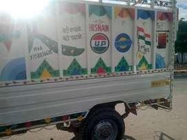 Mahindra pic up
