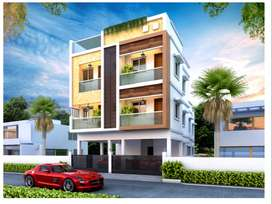 Best in Investment- Buy ur Dream House in Sithalapakkam- New,2BHK,App.