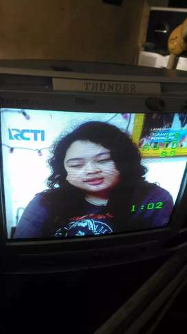 Tv tabung multimax 14 in