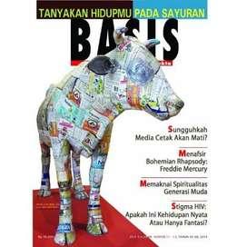 Majalah BASIS November - Desember 2019
