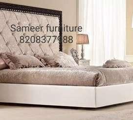 New modular bed plywood Sameer furniture 46