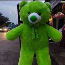 BONEKA TEDDY BEAR JUMBO Tinggi 100cm / Boneka Beruang Besar Murah