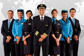 Cabin Crew and Ground Staff Training and Placement