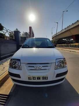 Hyundai Santro Xing GLS, 2010, Petrol