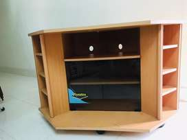 Damro Piyestra corner TV unit
