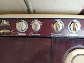 Washing machine LG semi automatic