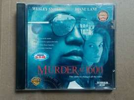 Kaset Film/Movie Vintage/Lama/Lawas Murder At 1600 Wesley Snipes