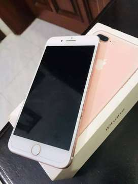 iPhone 7 plus available 128gb pta proved complete box