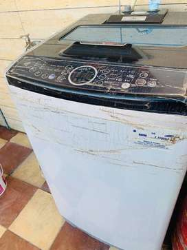 Samsung fully automatic, top load, 6.8kg washing machine