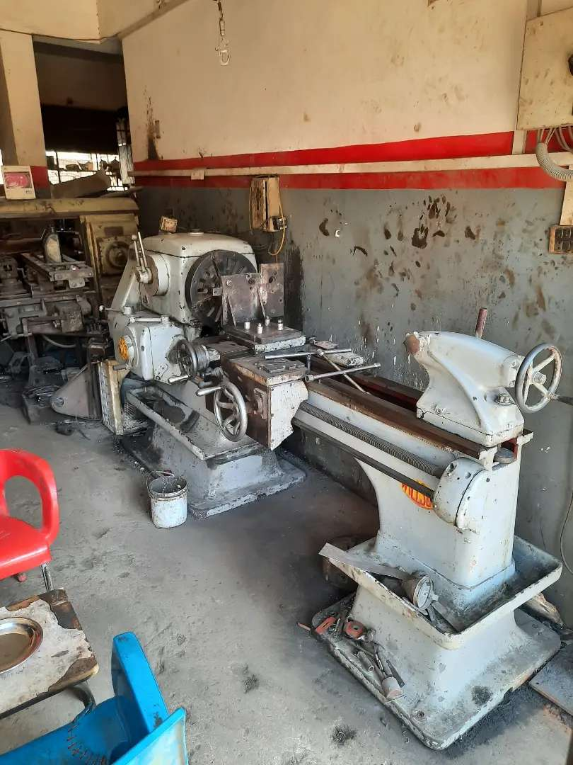 Havy Wilson lathe English 0
