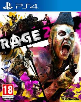 Game digital original ps4 rage