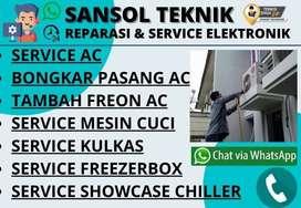 Service AC KULKAS FREEZERBOX Servis Mesin Cuci Sukodono Sidoarjo