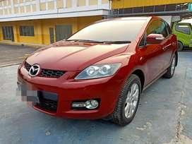 Dijual Mazda CX 7 2008 low KM spt baru