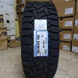 Ban Toyo Tires murah size 265-60 R18  OPRT Pajero Fortuner ,-