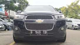 Chevrolet Captiva 2.0 Diesel 2014 Hitam Tinggal Gas