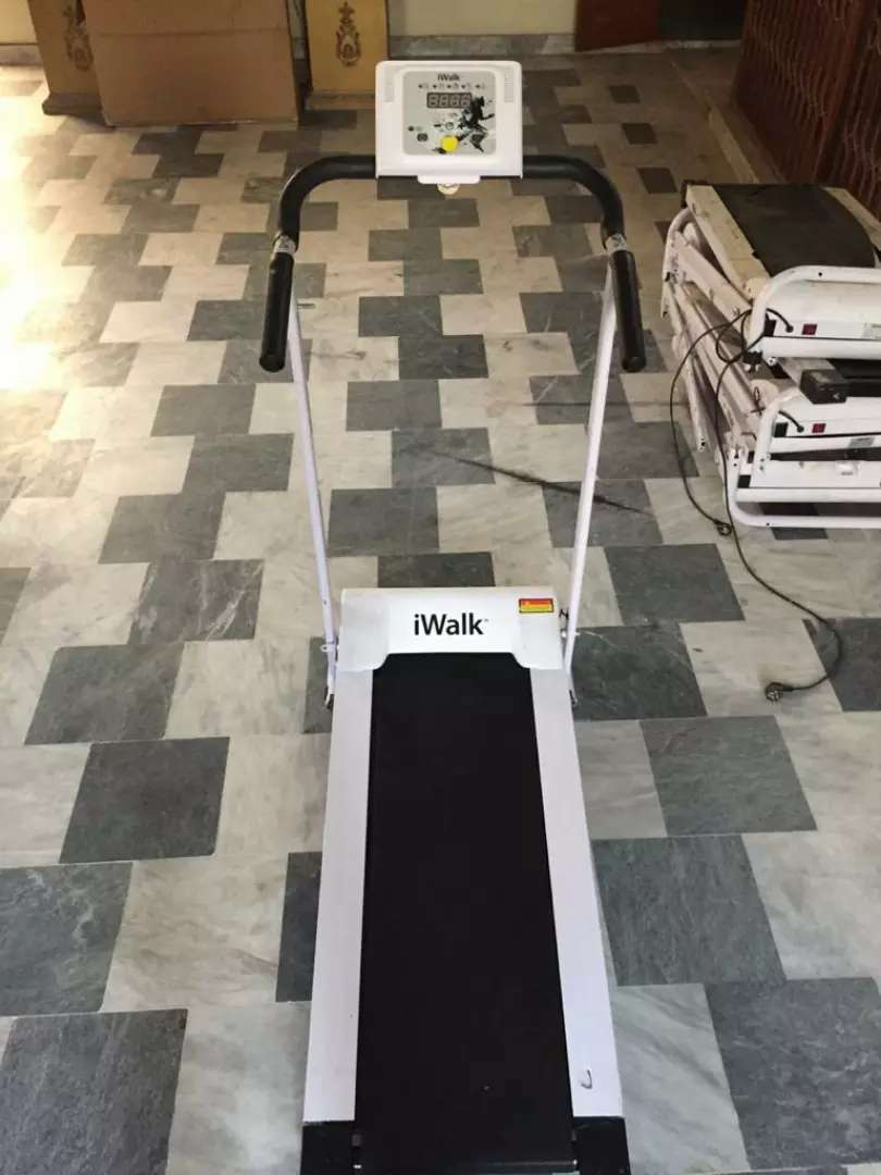 I walk electric treadmill