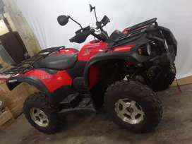 Hisun Atv  500cc 4x4 sharp drive