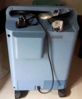 Philips Oxygen Machine, Bipap and 2 Oxizen cylinder