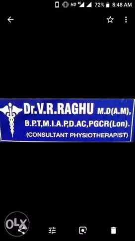 Fitness instructor/ Physiotherapist
