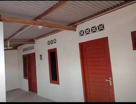 Rumah kontrakan / kos 4 kamar khusus muslim Belakang Al azhar