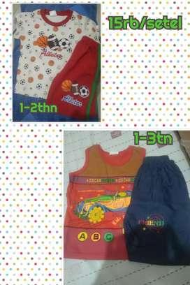 Pakaian bayi & anak