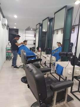 Disewakan alih kontrak barbershop