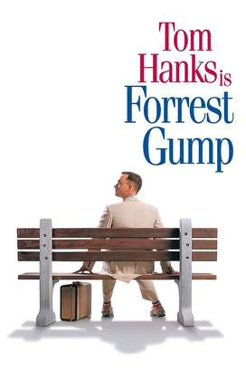 laser disc movie forest gump , no cover