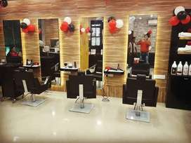 Salon on Ground Floor Abul Qasim Mall Bahria Town Jinnah Avenue AQ