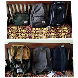 Tas Eiger Stand Pack 10L Discount 40%